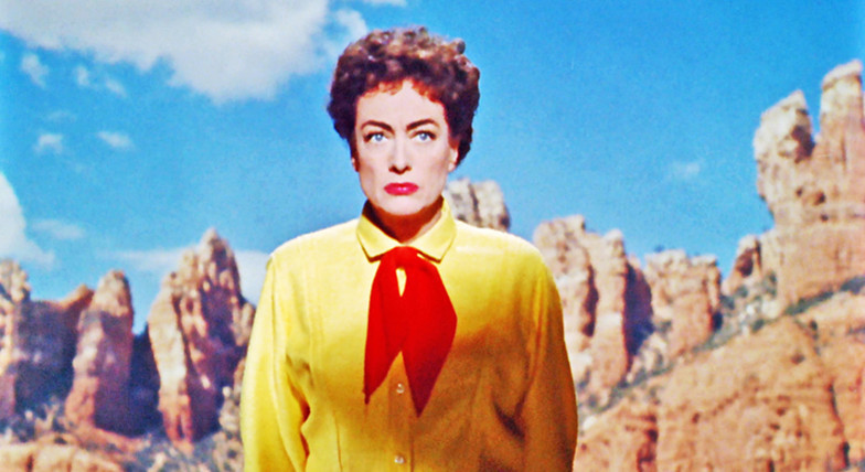 Joan Crawford encabeza 'Johnny Guitar'